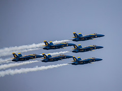Blue Angels (lorenzosorice) Tags: blueangels f18 navy aircraft jet fighterjet usa