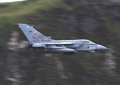 RAF Tornado GR4 In the Mach loop (Matthew Douglass Aviation) Tags: mountain wales speed plane canon airplane eos grey flying wings aircraft military air tail low jets hill airplanes flight wing jet engine aeroplane hills valley engines 7d planes airforce tornado flights raf aeroplanes highspeed speeds valleys idris gr4 lowflying machloop cadaridris cadar cadwest