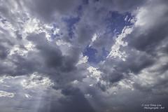 Storms rolling in #2 (Tony Lau Photographic Art) Tags: park county city sky lighthouse lake beach clouds washington michigan indiana tony lau laporte 2015