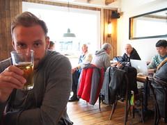 Cafe culture, Reykjavik!