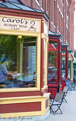 _49A0021 (mikeconley) Tags: street usa building coffee cafe vermont middlebury carols mnff