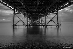 Under the pier (Paul M Loader) Tags: west color beach silver sussex worthing long exposure collection nd pro nik z filters lightroom cokin nd8 nd4 nd2 efex