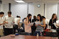 "WICS Week 1: 1st General Meeting & Mentorship Mixer 9/30/15 • <a style=""font-size:0.8em;"" href=""http://www.flickr.com/photos/88229021@N04/21302907793/"" target=""_blank"">View on Flickr</a>"