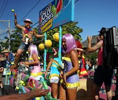 2015 Carnival Parade, Provincetown MA (Boston Runner) Tags: carnival cowboy provincetown massachusetts parade candyland 2015 jollyrancher hardcandy neversoft brewstermenstennisleague