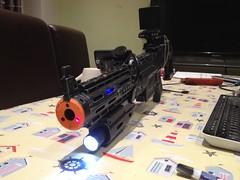 Aliens Themed Nerf Gun (NerfArmoury) Tags: alien ripley aliens custom nerf nostromo