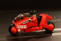 Look, you're not revving your engine enough... (SPARKART!) Tags: bike toy lego motorcycle akira kaneda sparkart
