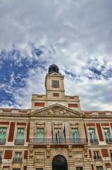 Puerta del Sol. Madrid.- (ancama_99(toni)) Tags: madrid espaa architecture spain arquitectura nikon reloj puertadelsol 10favs 10faves d7000