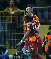 Wesley Sneijder (83) (l3o_) Tags: wesley sneijder galatasaray 10 numara kırmızı football futbol spor sport netherlands ajax real madrid inter galasozlukorg