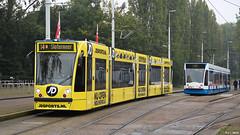 GVB - Siemens Combino (13G/C1), 2095 (JD Sports), tram 14, Insulindeweg (Amsterdam) (FLJ   Public Transport and Aviation Photography) Tags: holland netherlands amsterdam publictransportation reclame 14 nederland thenetherlands siemens tram line east advertisement publictransport 13g trams c1 terminus gvb oost ov openbaarvervoer lijn 2095 combino flevopark flevoparkbad jdsports insulindeweg tramlijn gemeentevervoerbedrijf strasenbahn combinoadvanced