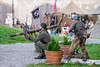 Plumlov 2015 - Fall of Berlin (The Adventurous Eye) Tags: wwii ww2 reenactment 2015 plumlov pád fallofberlin berlína
