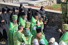 54. The commemoration day of St Sergius of Radonezh in Bogorodichnoe village / Праздник Прп. Сергия Радонежского в Богородичном