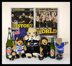 Ted's NZ Herald Report - NZ All Blacks - Rugby World Cup Champions!!!  %-) (Reflective Kiwi %-)) Tags: world nov new ted dan cup bill julian all williams ben 1st rugby report smith read zealand legends jerome blacks carter sonny kieran allblacks conrad herald barrett ritchie keven mccaw kaino smit 2015 nonu savea mealamu beauden maa