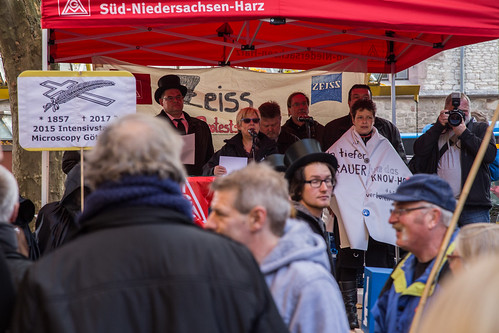 Rettet Zeiss Microscopy Göttingen