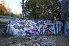 Autumn in Pispala (Thomas_Chrome) Tags: street streetart art suomi finland graffiti europe gallery fame can spray nordic walls tampere pispala