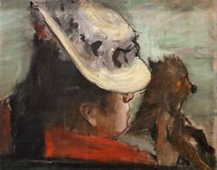 IMG_0267 (www.ilkkajukarainen.fi) Tags: edgardegas 18341917 damemedhund1877 womanwithadog impressionism museumstuff museum museo museet muse oslo visitoslo nasjonalgallerietoslo nasjonalgalleriet painting fineart parsi taide teos maalaus ljy oil