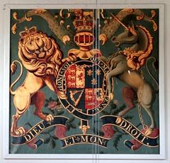 Berkswell, Warwickshire (Sheepdog Rex) Tags: royalarms berkswell churchofstjohnthebaptist