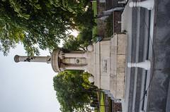 Konya - Alaaddin Tepesi Monument From Mevlna Caddesi (Le Monde1) Tags: monument turkey nikon islam sultan turkish dervish anatolia tepesi moslem whirlingdervishes alaaddin sinanpasha d7000 lemonde1 hasanpasha mevlnacaddesi fatmahtun