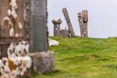 Schotland (Henk Verheyen) Tags: skye cemetery graveyard scotland isleofskye herfst gb isle schotland kerkhof kilmuir verenigdkoninkrijk fotoreis