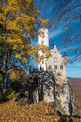Lichtenstein (ShimmyGraphy) Tags: autumn castle fall germany de deutschland lumix herbst historic architektur alb schloss lichtenstein historisch badenwürttemberg schwäbischealb 2015 swabian schwäbische gh4 shimmygraphy