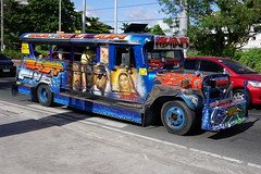 DSC00804 (S.J.L Photography) Tags: sonya6000 csc sigma 30mm 60mm f28 dn a art cainta compact camera travel jeepney transport manila philippines pollution hot overcrowed holiday cheap noisy jeep worldwar2 graphics pinoy colourscheme painting photo symbol culture flamboyant decoration individual artistic designs luzon rizal street streetphotography road lens prime panning imeldaavenue felixavenue compactsystemcamera marcoshighway life worldslargestcollection antipolo taytay marakina pasigortigasavenue ilce 243megapixelexmorapshdcmossensorgaplessonchipdesign 242megapixel apscsensor 243megapixel 235 x 156mm exmor™ aps hd cmos sensor mirrorless pasig ortigasavenue