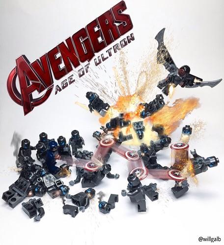 lego falcon minifig marvel captainamerica mcu avengers steverogers samwilson ageofultron