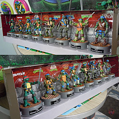 "Nickelodeon ""HISTORY OF TEENAGE MUTANT NINJA TURTLES"" FEATURING LEONARDO vii (( 2015 )) (tOkKa) Tags: 2005 toys comic 1988 2006 1993 1992 leonardo figures toysrus 2012 2007 teenagemutantninjaturtles tmnt nickelodeon 2014 2015 displaystand playmatestoys ninjaturtlesthenextmutation toysrusexclusive tmntfastforward toontmnt tmntmovie4 turtlemilkstudios eastmanandlairdsteenagemutantninjaturtles moviestartmnt varnerstudios toonleo paramountteenagemutantninjaturtles 4kidstmnt paramountsteenagemutantninjaturtles tmnt2003 historyofteenagemutantninjaturtlesfeaturingleonardo davearshawsky tmnt2014movie"