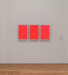 Whitney Museum of American Art - New York City (panoround hutter) Tags: travel pink usa abstract art museum arte rosa amerika müze