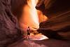 Feeling Happy (Summit42) Tags: utah slot canyon dirty devil get outside hyperlite me zeiss 18mm a7rii sony