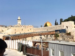 That bridge though... (ourlime) Tags: iphonese alaqsa holycity