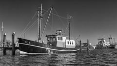 Binnenhaven Stellendam 2 (Rens Timmermans) Tags: canon5dmk3 tamronsp2470mmf28 havens holland wegenwaterbouw blackwhite niksilverefexpro