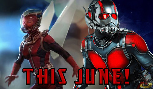 Ant-Man and the Wasp Begins Shooting This June!