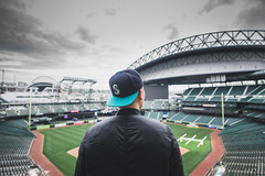 Home Field (seango) Tags: usa pnw pacificnorthwest pacific northwest nikon d600 seango travel photography travels tourism getaway trip vacation 2016 october seattle washington wa mariners mlb baseball stadium safeco field safecofield park ballpark retractable roof