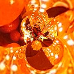 Zoom into Xmas (guenther_haas) Tags: ulm christmas market xmas zoom stars 360° ricoh thetas ulmminster advent weihnachtsmarkt ulmermünster orange hugin dekoration weihnachtsdeko glühweinmarkt glühwein