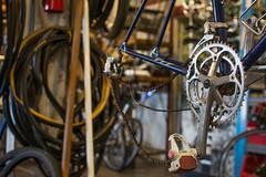 another one dug out of the grave (sacbikekitchen) Tags: bicycle bicyclekitchen sacramento sacbikekitchen sbk miyata shimano