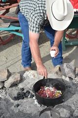 "Baker County Tourism – basecampbaker.com 31175 (Baker County Tourism) Tags: castironchef dutchoven dutchovencooking pioneercooking campfirecooking oregon ""easternoregon"" ""bakercountytourism"" basecampbaker ""basecampbaker"" ""bakercity"" ""oregontrail"" history historic ""pioneers "" culinarytourism foodtourismculturaltourism""americanwest""""hellscanyonscenicbyway""museum""livinghistory""""interpretivecenter""""wagonencampment""oregontrailontheoregontrailtravelusatraveloregon"
