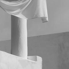 aeolus / de chirico (caeciliametella) Tags: lorrainekerr photography 2017 caeciliametella aeolian islands isole eolie white whites bianco terrace terrazzo stromboli abstract astratto dechirico