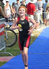 Smiling (Cavabienmerci) Tags: kids triathlon 2016 yverdon les bains switzerland suisse schweiz kid child children boy boys run race runner runners lauf laufen läufer course à pied sport sports running triathlete
