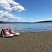 Pause am Marsh Lake, Yukon