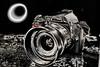 0736-005The Old Nikon D40 (misterperturbed) Tags: nikon nikond40 camera dslr 6megapixel