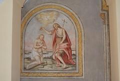navata sx_Il Battesimo di Gesù al Giordano