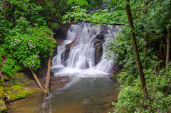 Unnamed waterfall (Jon Ariel) Tags: helen northgeorgia georgia waterfall