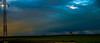 Hint of Rainbow Over Farmland (Swede1969) Tags: hickman denair silo keyes 3652017 365 365project
