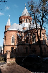 Armenian Church. Chernivtsi, Ukraine. (Ігор Кириловський) Tags: armenianchurch chernivtsi ukraine