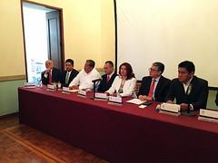 Jornada de Foros Parlamentarios y Ciudadanos en torno al Sistema Estatal de Combate a la Corrupción