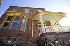 (creationartistcoPHOTO) Tags: nickileemansion centralcity colorado frontentrance frontporch ornate classic turnofthecentury stairs frontdoor