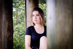 Ensaio - Daiane (ddaminelli) Tags: esession ensaio modelo model photo photography fotografia foto olhos eyes blue blond chuva rain retro curitiba parque brasil paraná brazil nature natureza umbrella exerno girl nikon d3200 lente do kit 1855 iniciante portrait retrato