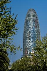 D3450-Torre AGBAR (Barcelona) -II- (Eduardo Arias Rábanos) Tags: arquitectura architecture rascacielo skyscraper edificio building agbar torreagbar cielo sky jeannouvel eduardoarias eduardoariasrábanos nikon d100