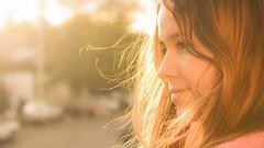 La calidez de tu mirada (Alyaz7) Tags: nikond7200 lentenikonnikkorafs40mm128gdxmicro rawquality inspiraciónsemanal inspiraciónbdf1 calidez warmth atardecer sunset retrato portrait desenfoque blur chica girl bella beauty hermosa beautiful cabello hair mirada sight look amarillo yellow contraluz backlight luzsolar sunlight