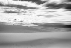 Wandering the White Sands National Monument (The Shared Experience) Tags: d800 2014 fallwandering whitesandsnationalmonument fall landscape surreal wsnm nm alamogordo usa desert
