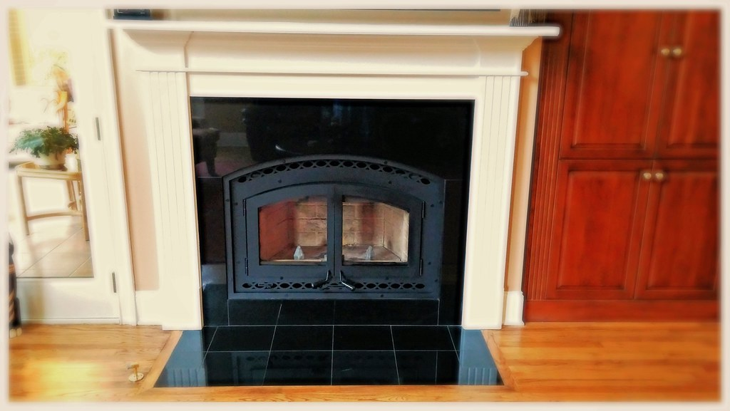 Superior WCT6840 Wood Burning Fireplace, Ooltewah, Tn.